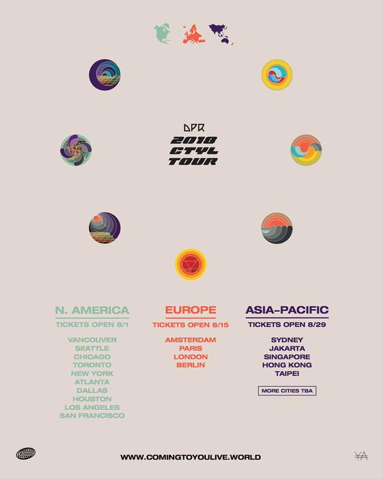 Retour sur le 2018 CTYL TOUR | Paris